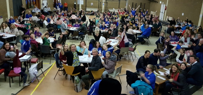 RESULTS! Big Bluefin Bingo Fundraiser