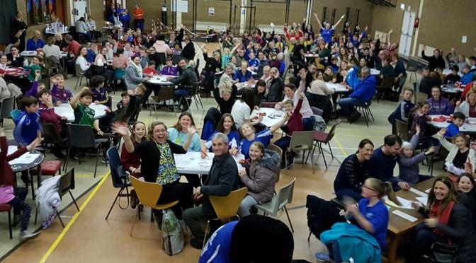 RESULTS! Big Bluefin Bingo Fundraiser