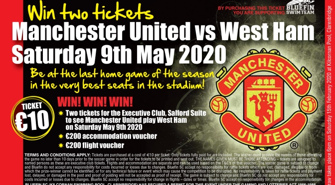Win Two Tickets to Premier League Game