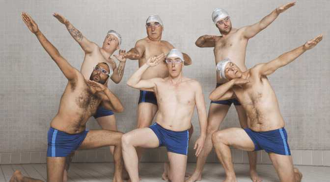 SWIMSPIRATION on the Silver Screen!