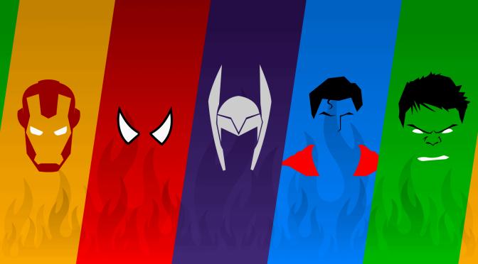 We all need SUPERHEROES!
